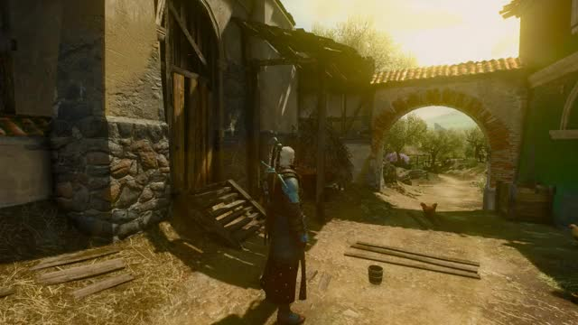 Watch The Witcher 3 GIF by Thahseen Ali (@thahseenali) on Gfycat. Discover more Witcher, gaming, geralt GIFs on Gfycat