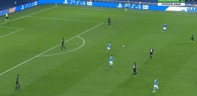 Watch and share Neymar Short Pass Vs Napoli 18-19 03 GIFs by FIFPRO Stats on Gfycat