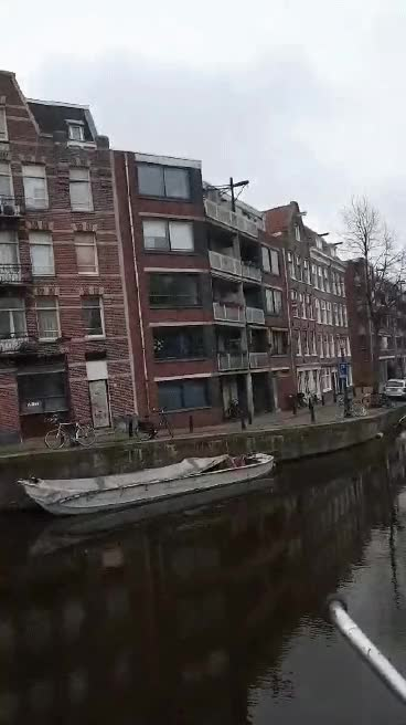 Watch and share Stumbled Upon This On My Trip To Amsterdam GIFs on Gfycat