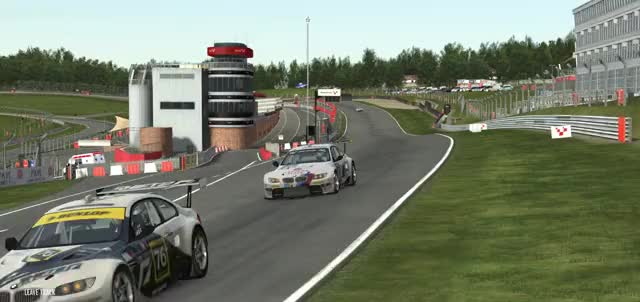 Watch and share Simracing GIFs and Rfactor GIFs by scrollofidentify on Gfycat
