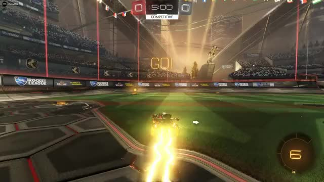 Watch and share Rocket League GIFs and Highlight GIFs by SheensGuns on Gfycat