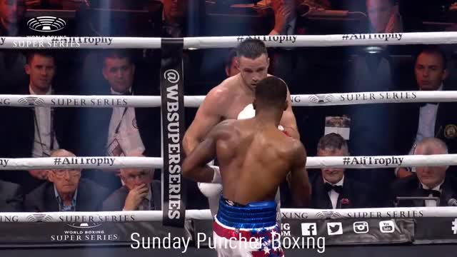 Watch Josh Taylor lands a right to Ryan Martin's body and then escapes out the back door GIF by Tom_Cody (@tomcody) on Gfycat. Discover more Boxing, Josh Taylor, Ryan Martin, WBSS GIFs on Gfycat
