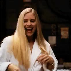 Watch this GIF on Gfycat. Discover more 2x13, Ainsley Hayes, Ainsley the Dancing Machine, Emily Procter, The West Wing, mine, twwrewatch GIFs on Gfycat