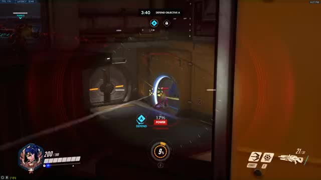 Watch and share Overwatch GIFs by Tristan on Gfycat