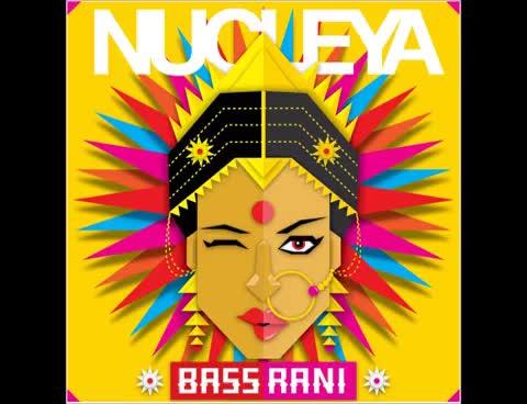 Watch and share Nucleya - BASS Rani - Laung Gawacha Feat. Avneet Khurmi GIFs on Gfycat