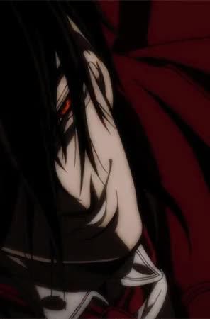 Watch and share Hellsing Ultimate GIFs and Bird Of Hermes GIFs on Gfycat