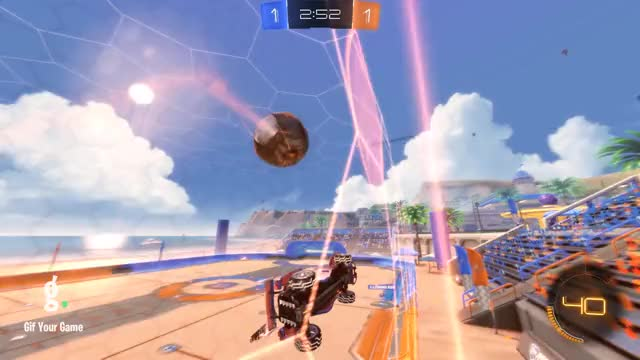 Watch Goal 3: Denny GIF by Gif Your Game (@gifyourgame) on Gfycat. Discover more Gif Your Game, GifYourGame, MuricaMike, Rocket League, RocketLeague GIFs on Gfycat