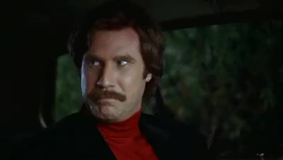 Watch and share Ron Burgundy GIFs and Will Ferrell GIFs by guyinthe6kdollarsuit on Gfycat