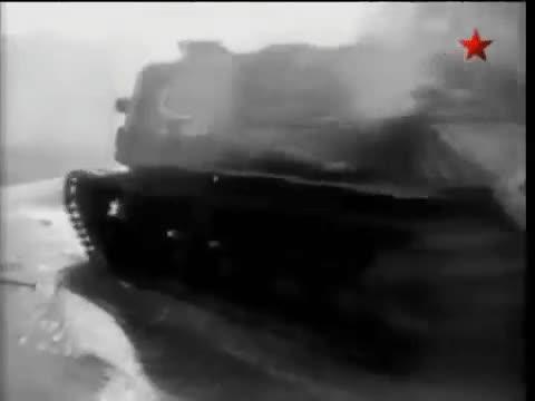 HeroesandGenerals, SwiggitySwootyGifs, ISU-152 advancing GIFs