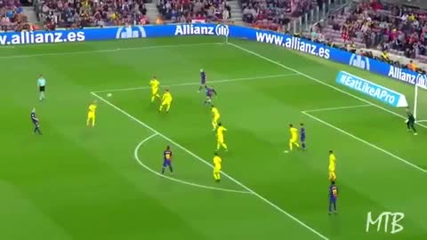 Watch and share Messi Volley 17-18 01 GIFs by FIFPRO Stats on Gfycat