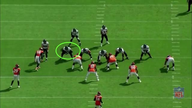 Ifedi Blocks Sweezy