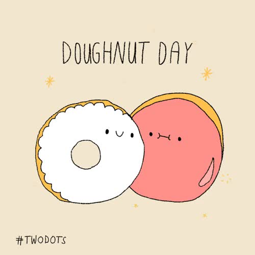 Watch and share New Trending GIF Tagged Cute Food Dots Donut… GIFs on Gfycat