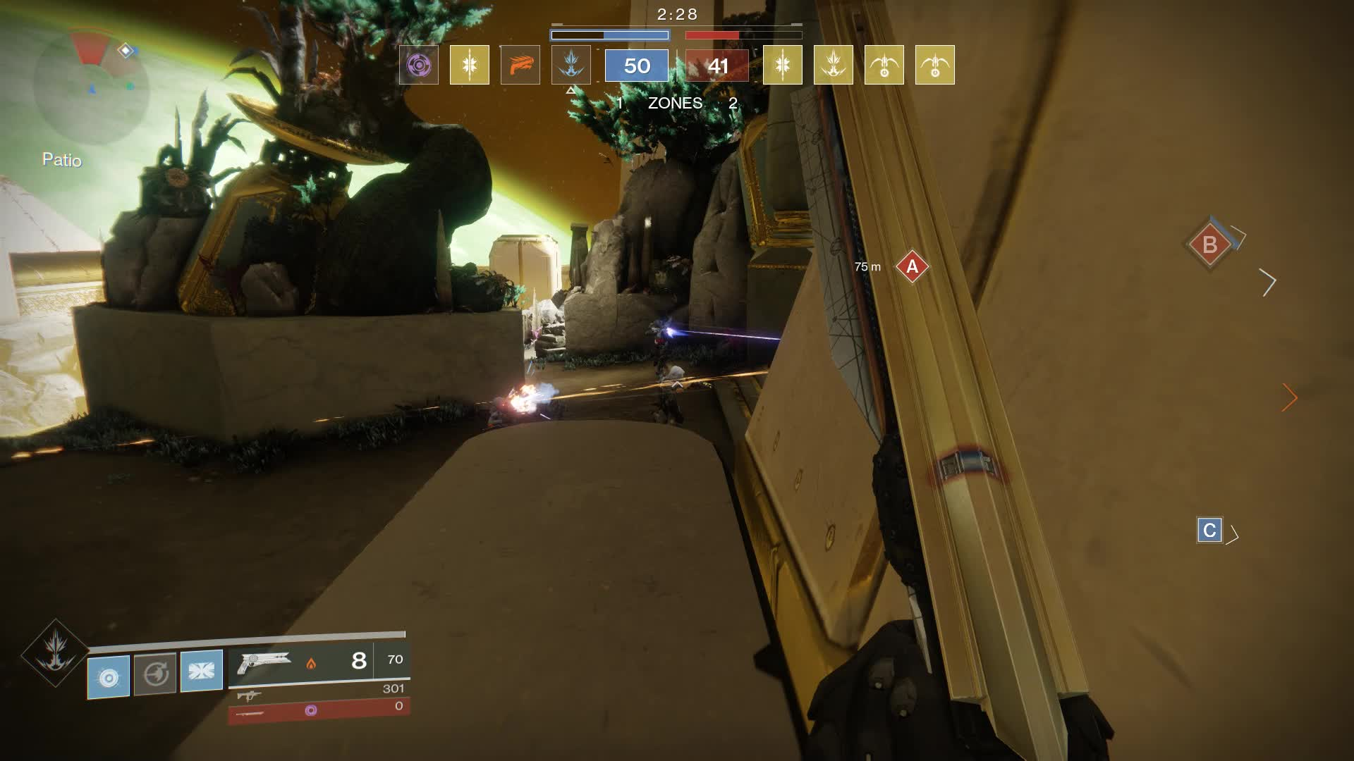 Destiny 2, Airstrike of Havok GIFs