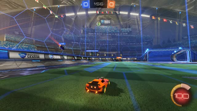 Watch and share Rocket League GIFs and Dominus GIFs by Matt Layton on Gfycat