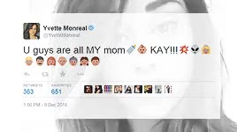 Watch and share Yvette Monreal GIFs and Afterellen GIFs on Gfycat