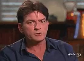 Watch and share Charlie Sheen GIFs and Celebrities GIFs on Gfycat
