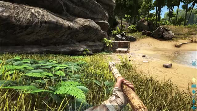 Ark: Survival Evolved review | PC Gamer