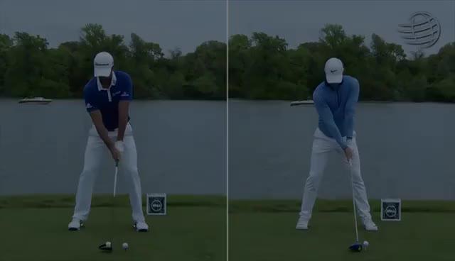 Jason Day Vs Rory Mcilroy Golf Swing Complete Analysis