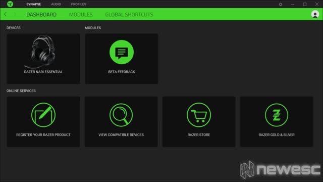 Watch and share Razer Nari Essential Synapse GIFs by Domingo Gomes on Gfycat