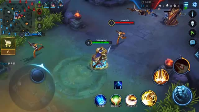 Watch and share Best Mobile Moba GIFs and Arena Of Valor GIFs on Gfycat
