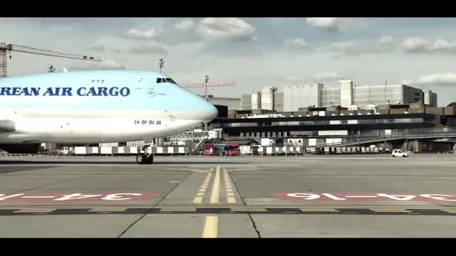 Watch and share Amazing Boeing 747 GIFs and Air Cargo Boeing GIFs by Sugar_Rush on Gfycat