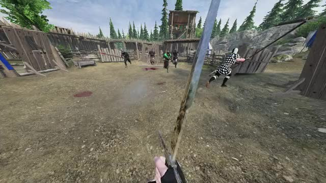 Watch and share Mordhau GIFs by hatethis on Gfycat
