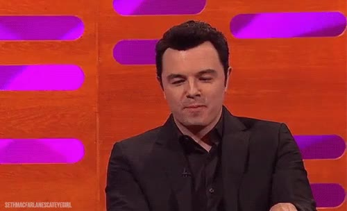 Watch and share Seth Macfarlane GIFs and Graham Norton GIFs on Gfycat