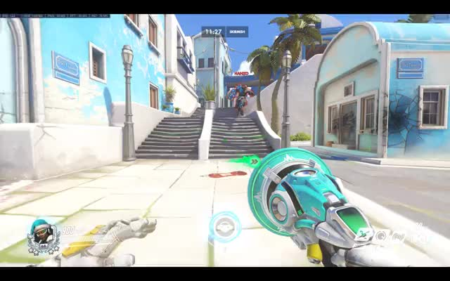 Watch and share Lucio Aura - RP Interaction Bug GIFs by isinner on Gfycat
