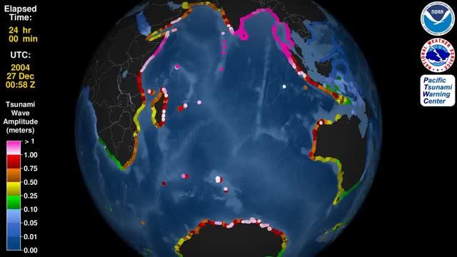 Watch Tsunami Animation: Sumatra, 2004 GIF on Gfycat. Discover more related GIFs on Gfycat