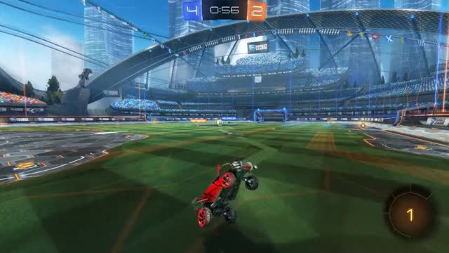 Watch Goal 7: Akai GIF by Gif Your Game (@gifyourgame) on Gfycat. Discover more Akai, Gif Your Game, GifYourGame, Goal, Rocket League, RocketLeague GIFs on Gfycat