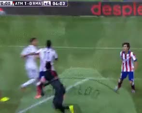 Watch and share Ronaldo Atletico GIFs on Gfycat