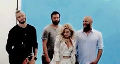 The Vikings cast at Comic Con 2015