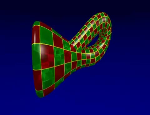 Watch and share Klein Bottle GIFs on Gfycat