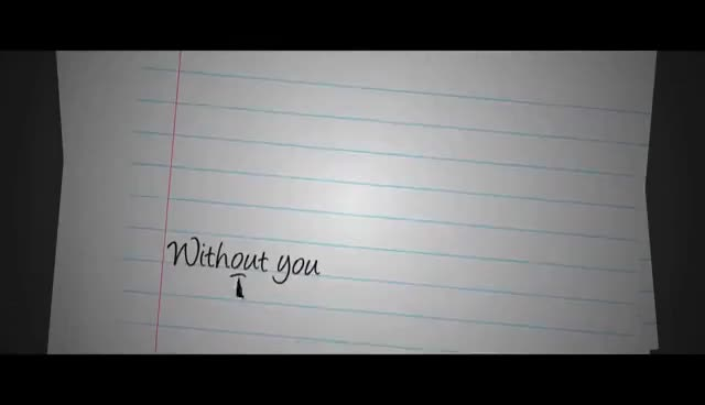 Watch We The Kings - Sad Song (Lyric Video) ft. Elena Coats GIF on Gfycat. Discover more related GIFs on Gfycat