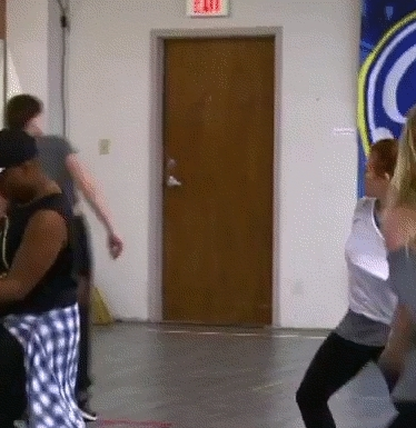 HaileeSteinfeld, haileesteinfeld, Pitch Perfect dance rehearsal [more in comments] (reddit) GIFs