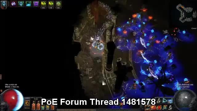 Watch and share Path Of Exile GIFs and Vortex GIFs by adam_1990 on Gfycat