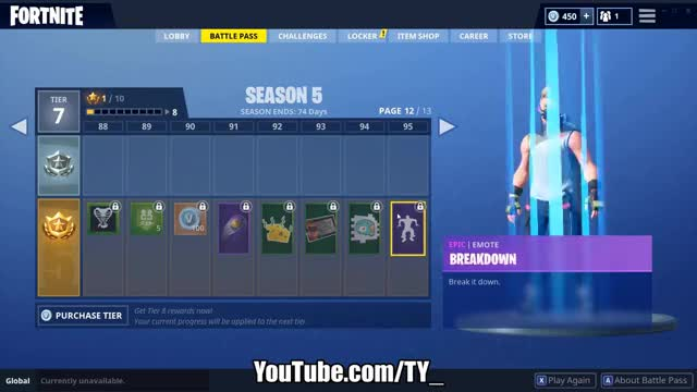 Watch Breakdown - Fortnite Battle Royale (Emote) GIF on Gfycat. Discover more Battle, Taunt, breakdown, cosmetic, dancing, emote, fortnite, irl, outfit, refrence, royale GIFs on Gfycat