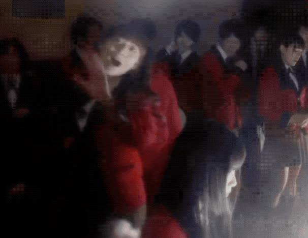 Watch and share Dance (踊り) 女子学生 GIFs by chikaya.takahashi on Gfycat
