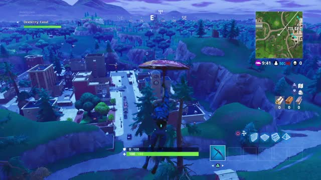 Watch and share Fortnite 20180520200421 GIFs by pinzoi1 on Gfycat