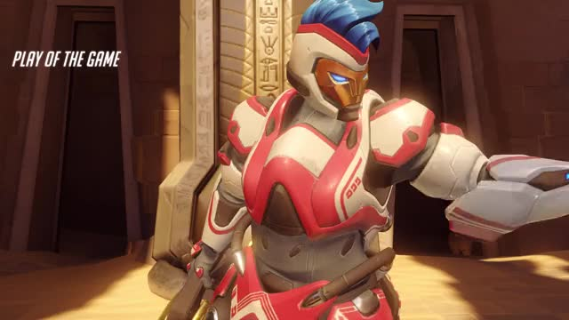 Watch and share Overwatch GIFs and Zarya GIFs by skjfrd on Gfycat