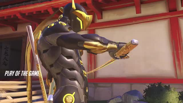 Watch Gottem GIF by @ikuriai on Gfycat. Discover more genji, overwatch, potg GIFs on Gfycat