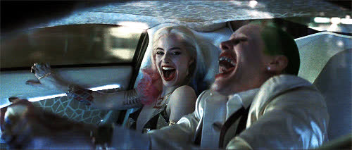 jared leto, joker, margot robbie, suicide squad, the joker, Suicide Squad GIFs