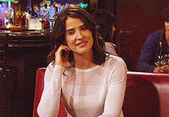 cobie smulders, confused, himym, how i met your mother,  GIFs