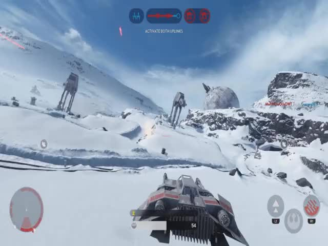 Watch Is that a bug on my windshield? GIF by @swbattlefrontgaming on Gfycat. Discover more battlefront, star wars, sw battlefront GIFs on Gfycat