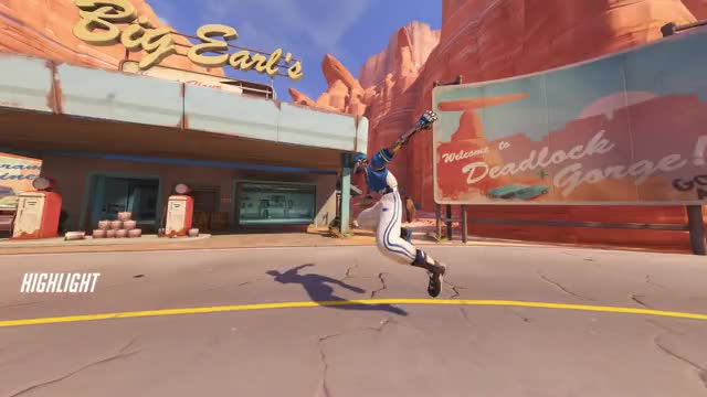 Watch and share Overwatch GIFs and Highlight GIFs by copicus on Gfycat