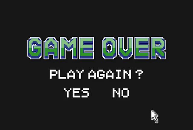 Watch and share Game Over 2 GIFs on Gfycat