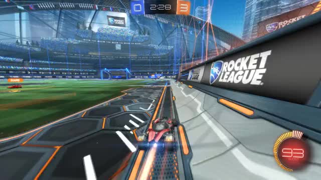Watch Goal 4: IJ. GIF by Gif Your Game (@gifyourgame) on Gfycat. Discover more Gif Your Game, GifYourGame, Goal, IJ., Rocket League, RocketLeague GIFs on Gfycat