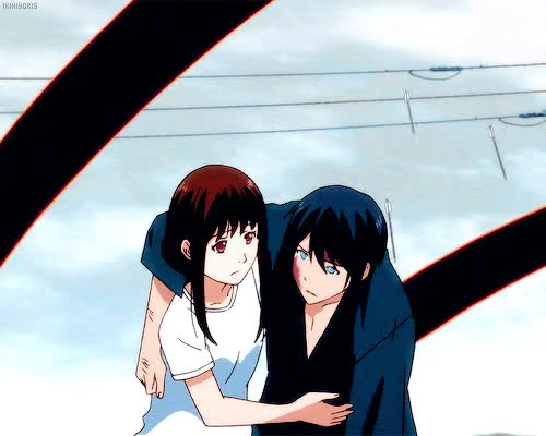 Watch anime, gif, noragami aragoto GIF on Gfycat. Discover more related GIFs on Gfycat