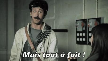 Watch and share Mais Tout À Fait ! GIFs on Gfycat
