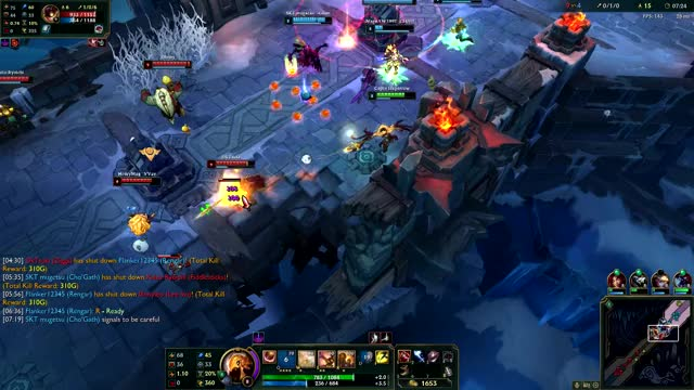 Watch and share League Of Legends GIFs by ThatDamnTrainCJ on Gfycat